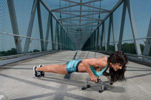 Meral Ertunc Push Up Workouts