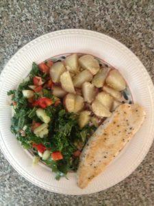 Orlando personal trainer Meral Ertunc healthy nutrition